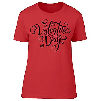 Valentines Day Love Tee Women's -Image by Shutterstock
