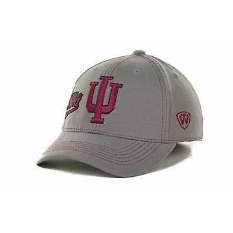 """Indiana Hoosiers NCAA TOW """"Sketched"""" Stretch Fitted Hut"""