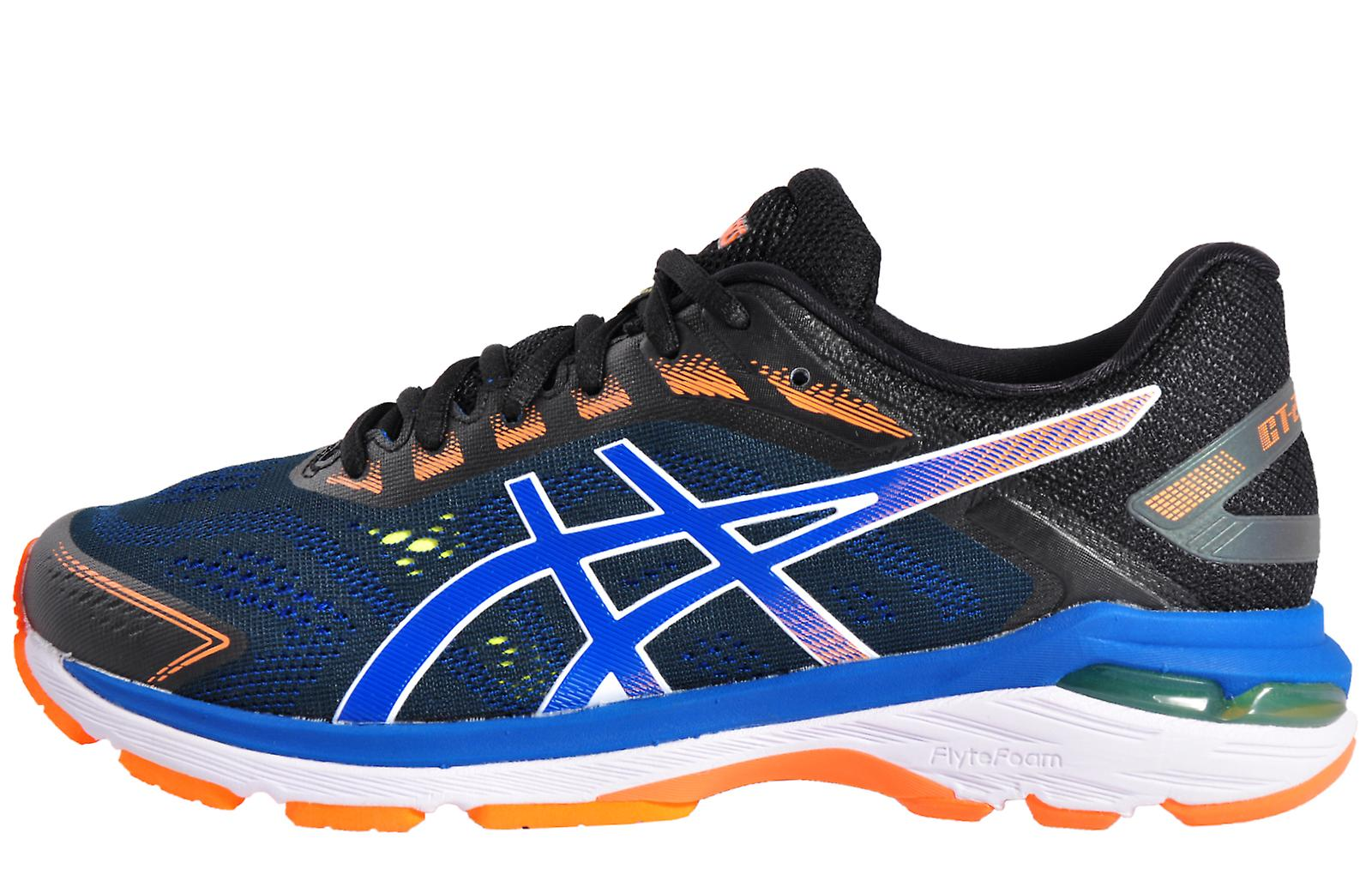 Asics GT2000 7 Black / Lake Drive