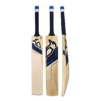 Kookaburra 2019 Rampage 1.0 Englisch Willow Cricket Fledermaus Navy Blau