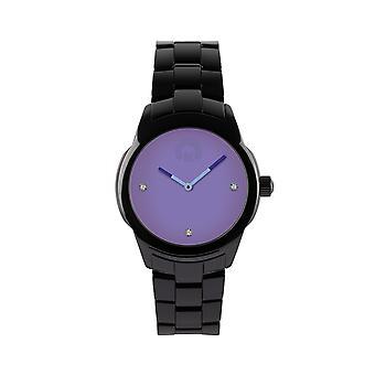 KRAFTWORXS Women's Watch horloge vollemaan keramische kristallen FML 1GBL S