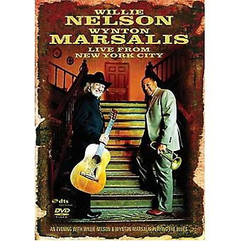Nelson/Marsalis - Live From Jazz at Lincoln Center New York City [DVD] USA import