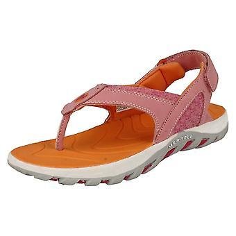 Mädchen Merrell Sommer Sandalen Post Wasser Pro Sprung