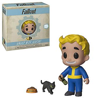 Fallout Vault Boy (Luck) 5-Star Vinyl Figure