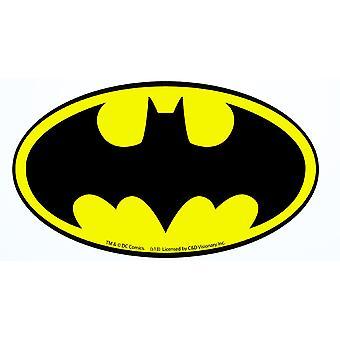 Sticker - DC Comic - Batman - Logo Sign - Licensed - s-dc-0029