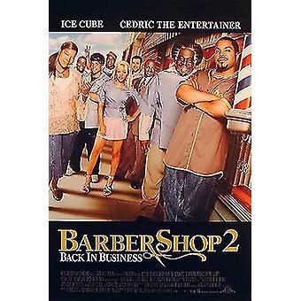 Barbershop 2 (Single Sided Regular) Original Kino Poster