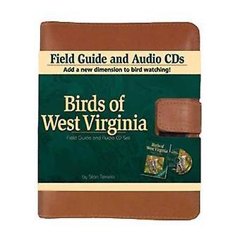 Birds of West Virginia Field Guide and Audio Set by Stan Tekiela - 97