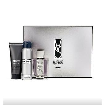 Victoria's Secret Very Sexy Platinum For Him Gift Set