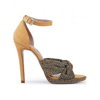 Paris Hilton-schoenen-Sandal-8607_PLATINO-NERO-PESCA-vrouwen-goud, zwart-41