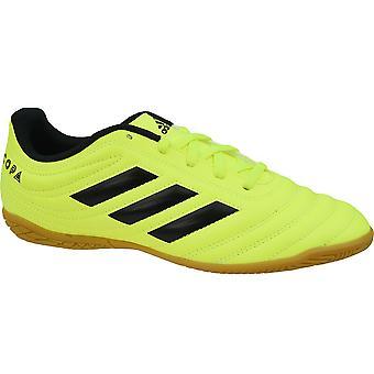 adidas Copa 19.4 In Jr F35451 Kids indoor football trainers