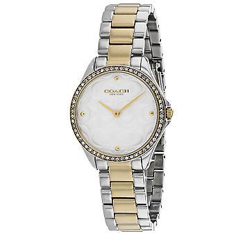 Coach Women-apos;s Astor Silver Dial Watch - 14503073