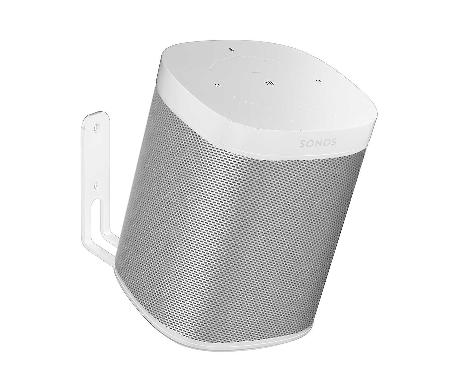 Vebos wall mount Sonos One SL white 20 degrees