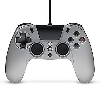 Gioteck VX4 Wired Silver Controller PS4 e PC