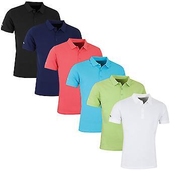 Callaway Golf mens katoen Pique Opti-dri Polo shirt