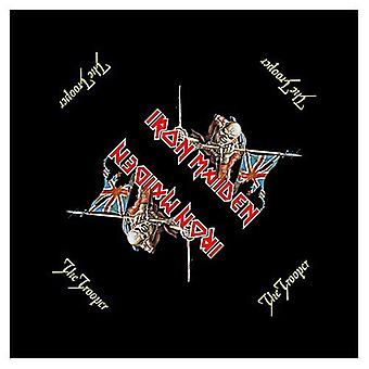 Iron Maiden-The Trooper katoenen bandana 550 x 550 mm (rz)