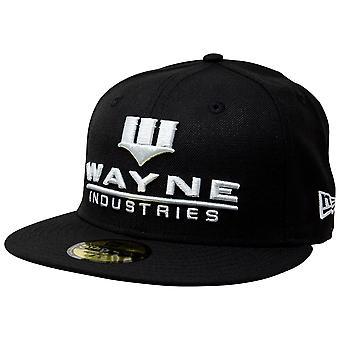 Batman Wayne Industries New Era 59Fifty Fitted Hat