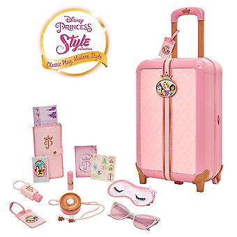 Disney Princess 98872 Style Collection Suitcase Travel Set