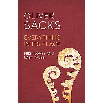 Tout à sa place par Oliver Sacks