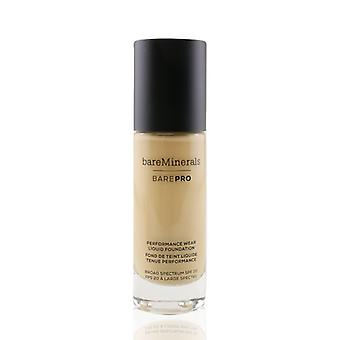 Bareminerals Barepro Performance Wear Liquid Foundation Spf20 - 15,5 usd Butterscotch - 30ml/1oz