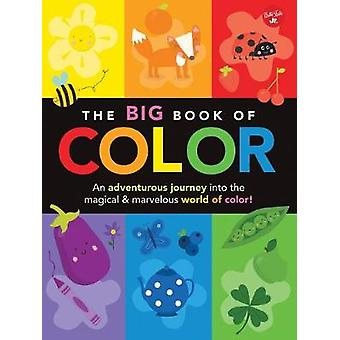 The Big Book of Color  An adventurous journey into the magical amp marvelous world of color by Lisa Martin & Damien Barlow