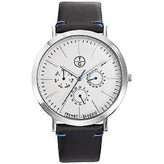 Watch Trendy Classic Lansen Multi CC1027 - 03 M - Watch clips Blue Man