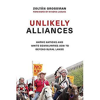 Onwaarschijnlijk allianties: Inheemse Naties en witte gemeenschappen bundelen ter verdediging van de landelijke gebieden (inheemse Confluences)