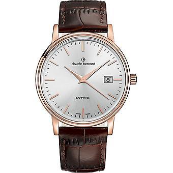 Claude Bernard - Watch - Men - Classic Gents 42mm - 53009 37R AIR