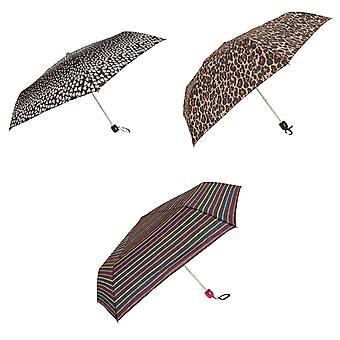 X-brella Womens/Ladies Patterned Compact Umbrella