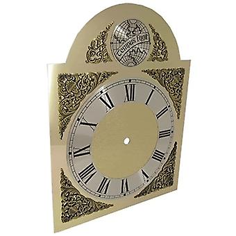 Hermle clock dial 205mm dial wcp64038