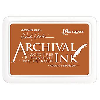 Wendy Vecchi Archival Ink Pad - Orange Blossom
