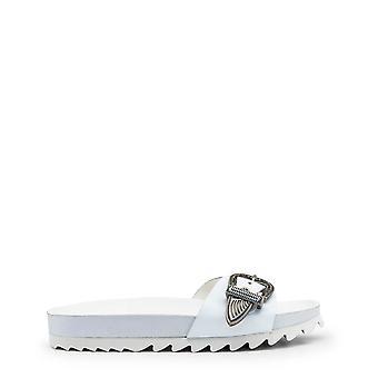 Ana Lublin Original Women Spring/Summer Flip Flops - White Color 30860