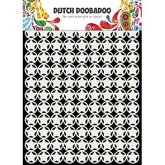 Dutch Doobadoo Dutch Mask Art stars A5 470.715.135