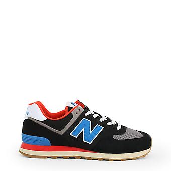 New Balance Original Men All Year Sneakers Black Color - 72981