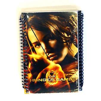 Hunger Games Girl On Fire Mini Notebooks (Pack of 2)