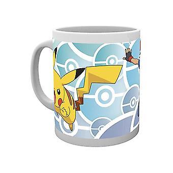 Pokemon, Mugg - I choose you