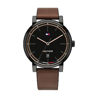 Tommy Hilfiger Horloge Horloges 1791736 - THOMPSON Horloge Heren
