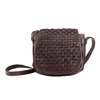 6678 DuDu Women's shoulder bags in Leather