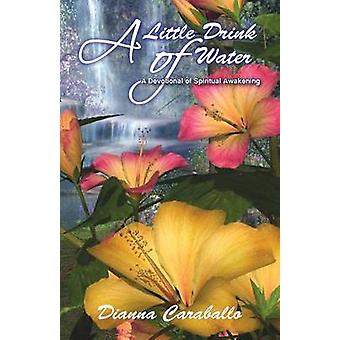 A Little Drink of Water A Devotional of Spiritual Awakening by Caraballo & Dianna