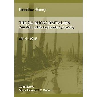 2nd BUCKS BATTALION OXFORDSHIRE AND BUCKINGHAMSHIRE LIGHT INFANTRY 19141918 by Swann & J C