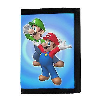Carteira Mario & Luigi