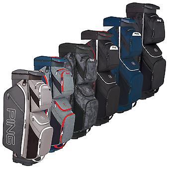 Ping Collection Unisex 2020 Traverse Golf Cart Light 14 Way Top Ripstop Tasche