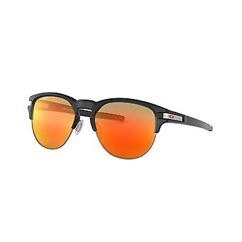 Oakley latch Key OO9394 04 Polished Black Ink/Prizm Ruby Sunglasses