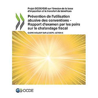 Projet Ocde/G20 Sur l'Erosion de la Base d'Imposition Et Le Transfert