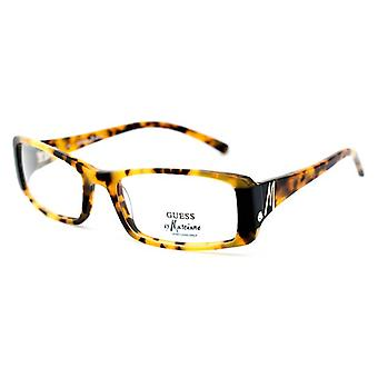 Ladies'Spectacle frame Guess Marciano GM104 (ø 52 mm) Brown (ø 52 mm)