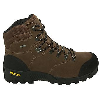 AIGLE Altavio Gore Tex Waterproof Hiking Boots - enkel steun hard dragen zool