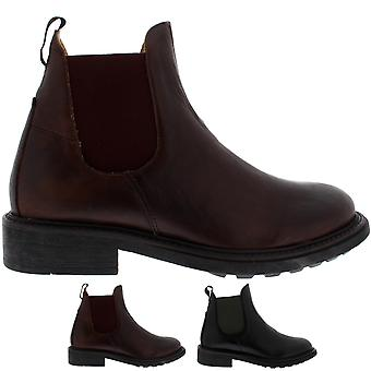 Mens H By Hudson Caslon Calf Leather Work Suit Casual Office Ankle Boots