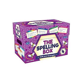 The Spelling Box 4 - Skills and Strategies by Prim-Ed Publishing - 978