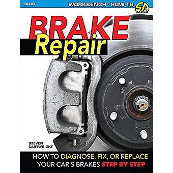 Brake Repair - How to Diagnose - Fix - or Replace Your Car's Brakes - S