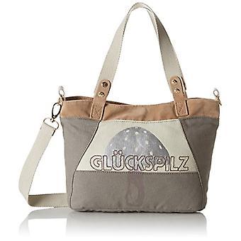 Adelheid Gl ckspilz Handtasche Klein Women's Brown/Tortora Hand Bag (Taupe) Single Size