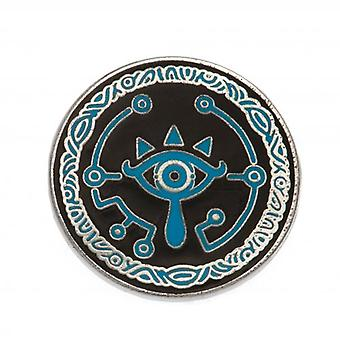 Legenda Zelda badge Sheikah Eye